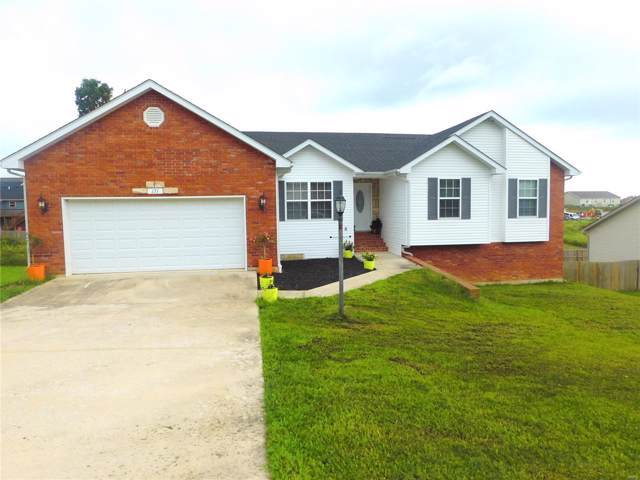131 Lyle Curtis Circle, Waynesville, MO 65583 (#19063992) :: Realty Executives, Fort Leonard Wood LLC
