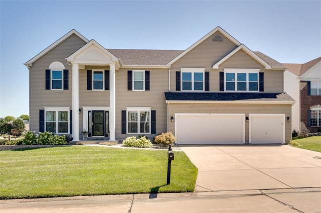 52 Garrick Place Court, Dardenne Prairie, MO 63368 (#19064067) :: The Kathy Helbig Group