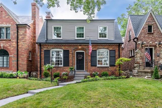 6537 Murdoch Avenue, St Louis, MO 63109 (#19064092) :: Clarity Street Realty