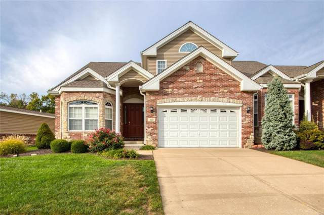 137 Woodland Place Court, Saint Charles, MO 63303 (#19064093) :: Clarity Street Realty