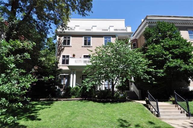 4411 Mcpherson Avenue #3, St Louis, MO 63108 (#19064112) :: Realty Executives, Fort Leonard Wood LLC
