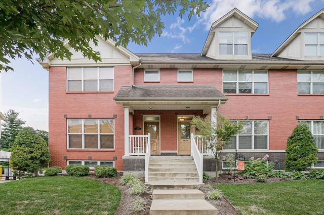 5422 Delmar Boulevard, St Louis, MO 63112 (#19064138) :: Clarity Street Realty