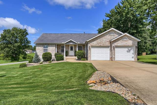 1285 Key West Drive, Edwardsville, IL 62025 (#19064274) :: Holden Realty Group - RE/MAX Preferred