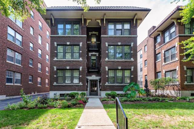 5518 Waterman Boulevard #31, St Louis, MO 63112 (#19064331) :: RE/MAX Professional Realty