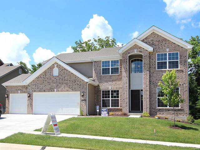 15909 Fox Trotter Court, Ballwin, MO 63021 (#19064353) :: St. Louis Finest Homes Realty Group