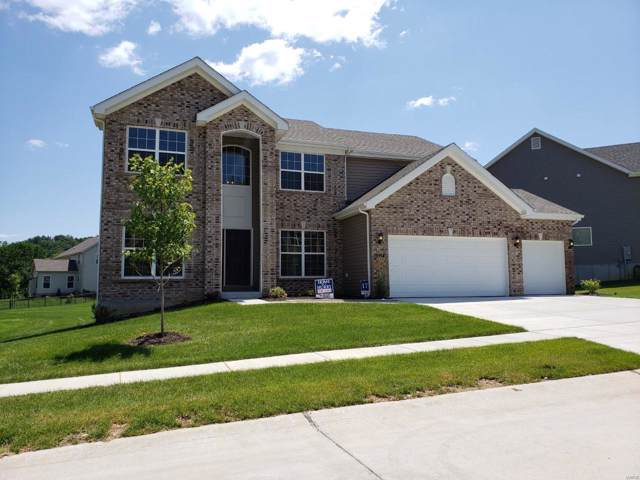 15914 Fox Trotter Court, Ballwin, MO 63021 (#19064357) :: St. Louis Finest Homes Realty Group