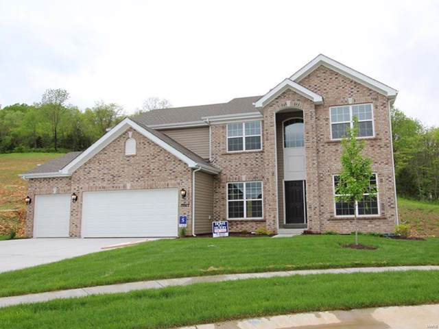 15927 Fox Trotter Court, Ballwin, MO 63021 (#19064364) :: Kelly Hager Group | TdD Premier Real Estate