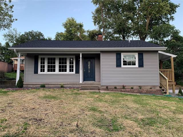 210 Reed, Collinsville, IL 62234 (#19064470) :: Fusion Realty, LLC