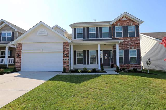 504 Pleasant Breeze, O'Fallon, MO 63366 (#19064637) :: Kelly Hager Group | TdD Premier Real Estate