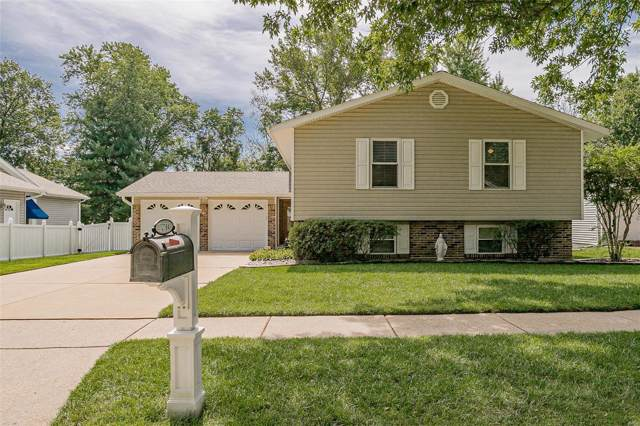12184 Rain Hollow Court, Maryland Heights, MO 63043 (#19064737) :: The Kathy Helbig Group