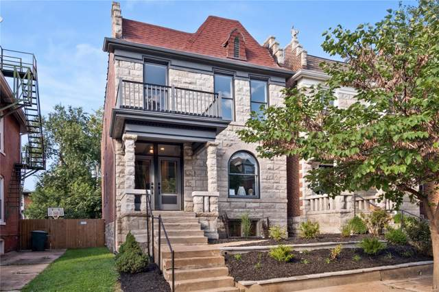 3919 Castleman Avenue, St Louis, MO 63110 (#19064817) :: RE/MAX Professional Realty