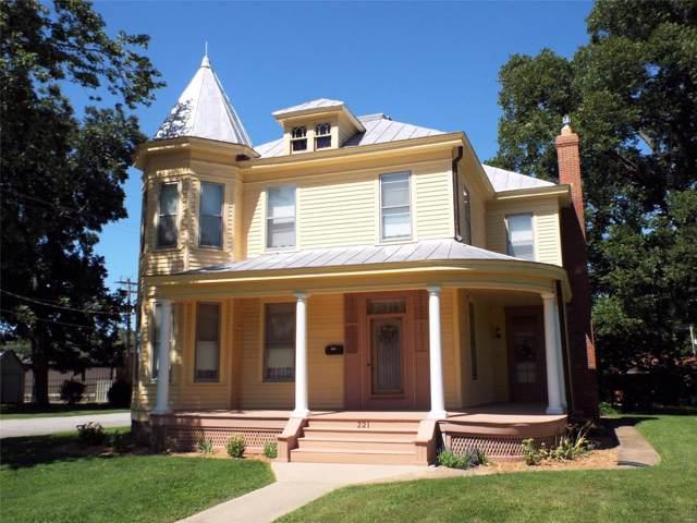 221 W Illinois Street, TRENTON, IL 62293 (#19064838) :: Peter Lu Team