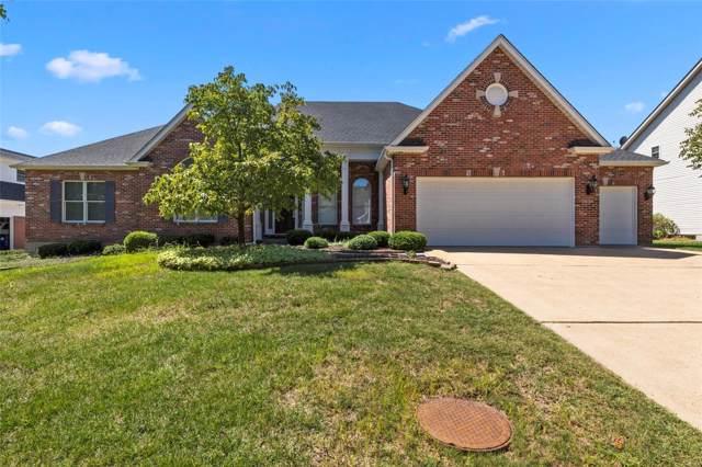 16058 Pierside Lane, Ellisville, MO 63021 (#19065875) :: St. Louis Finest Homes Realty Group