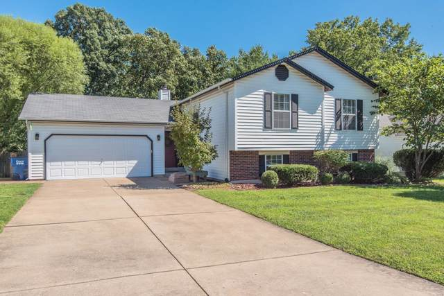 1296 Golden Gate Lane, Saint Peters, MO 63376 (#19065921) :: Clarity Street Realty
