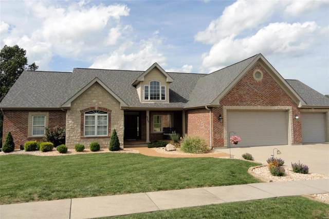 2205 Weber Heights Drive, Washington, MO 63090 (#19065957) :: Holden Realty Group - RE/MAX Preferred