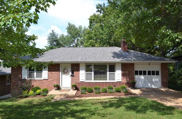 7313 Nottingham Avenue, Webster Groves, MO 63119 (#19065962) :: Clarity Street Realty
