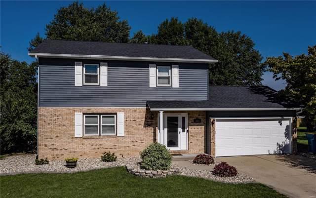 1004 Andra Drive, Maryville, IL 62062 (#19065968) :: Hartmann Realtors Inc.