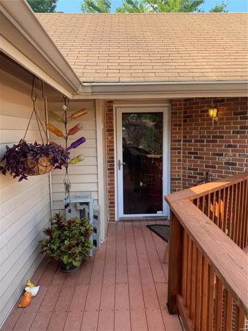 3701 Candlewyck Club Drive G, Florissant, MO 63034 (#19066037) :: Clarity Street Realty