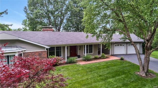 1821 Topping Road, St Louis, MO 63131 (#19066064) :: Kelly Hager Group | TdD Premier Real Estate