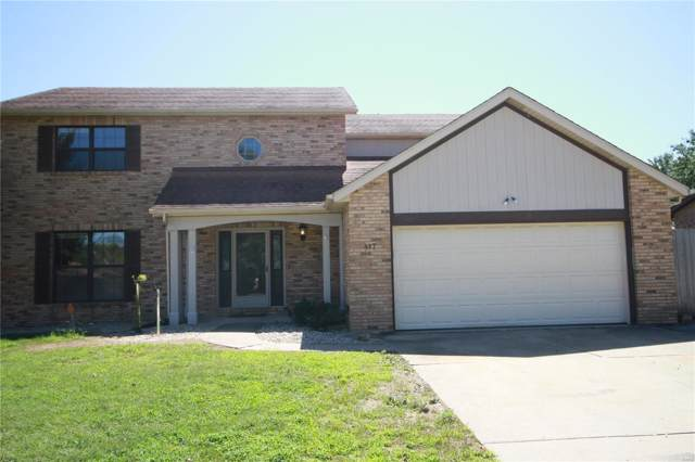 417 Saint Sabre Drive, Belleville, IL 62226 (#19066075) :: Kelly Shaw Team