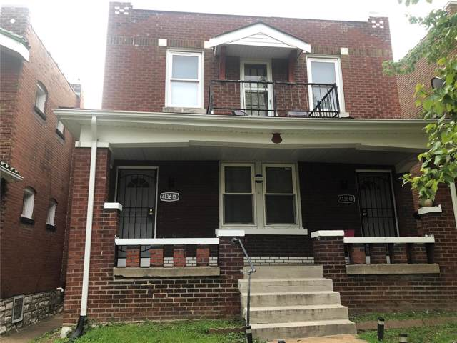 4136 Minnesota Avenue, St Louis, MO 63118 (#19066120) :: Clarity Street Realty