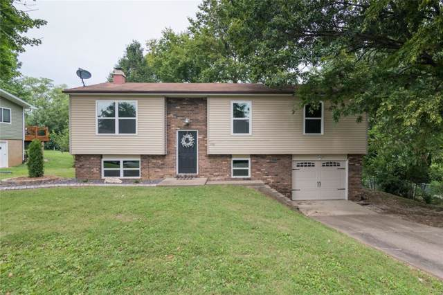 1166 San Juan, Edwardsville, IL 62025 (#19066146) :: Holden Realty Group - RE/MAX Preferred