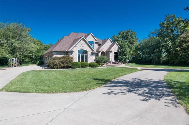 614 Lower Marine Road, Troy, IL 62294 (#19066166) :: Parson Realty Group