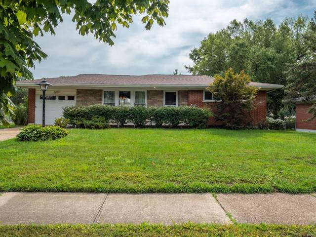 9310 Queenston Drive, Crestwood, MO 63126 (#19066220) :: Holden Realty Group - RE/MAX Preferred