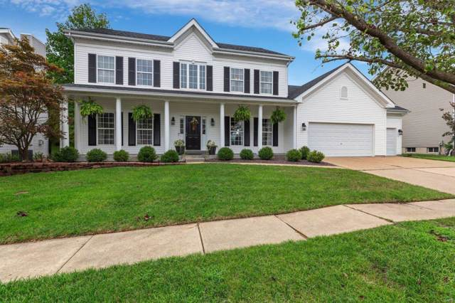 615 Crown Pointe Estates, Wildwood, MO 63021 (#19066295) :: St. Louis Finest Homes Realty Group