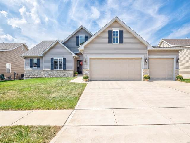 1299 Spring Lilly Drive, High Ridge, MO 63049 (#19066368) :: Clarity Street Realty