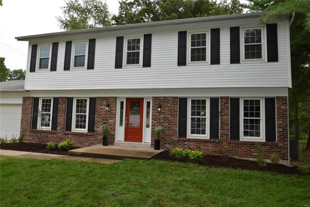 2042 Seven Pines Drive, St Louis, MO 63146 (#19066391) :: The Kathy Helbig Group