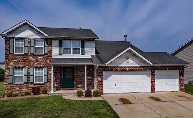 804 Pacific Crossing Drive, O'Fallon, IL 62269 (#19066394) :: Kelly Hager Group   TdD Premier Real Estate