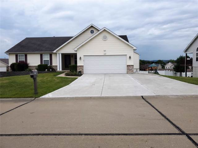 1029 Meadow Grove, House Springs, MO 63051 (#19066396) :: Walker Real Estate Team