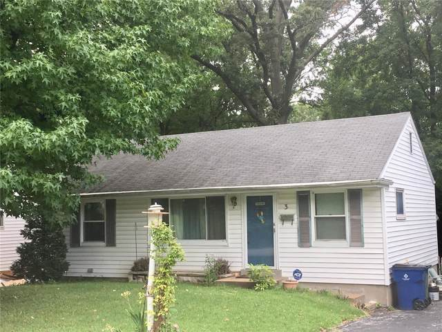3 Elbring, St Louis, MO 63135 (#19066426) :: Clarity Street Realty