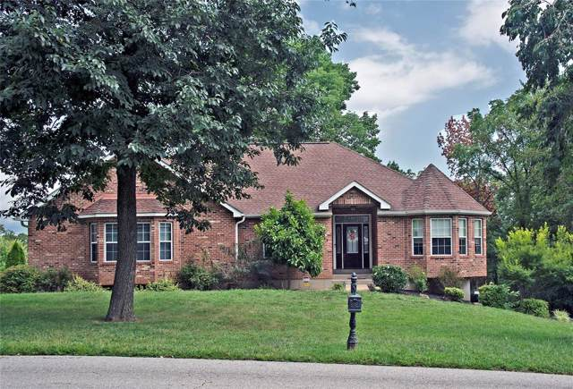 149 Saint Benedict, Pevely, MO 63070 (#19066492) :: RE/MAX Professional Realty