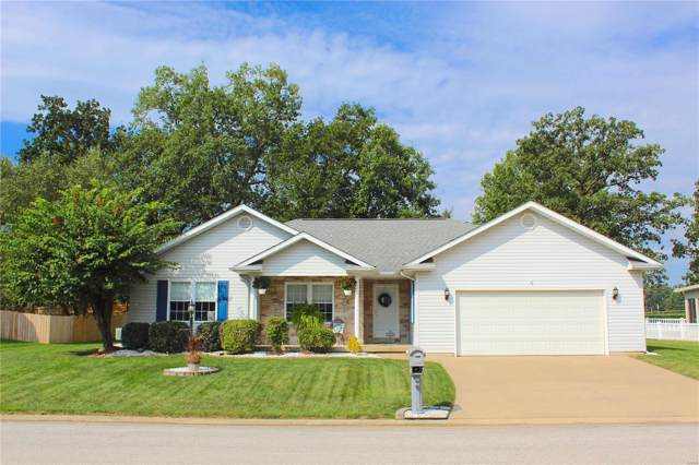 210 Lakewood, Brighton, IL 62012 (#19066499) :: Holden Realty Group - RE/MAX Preferred