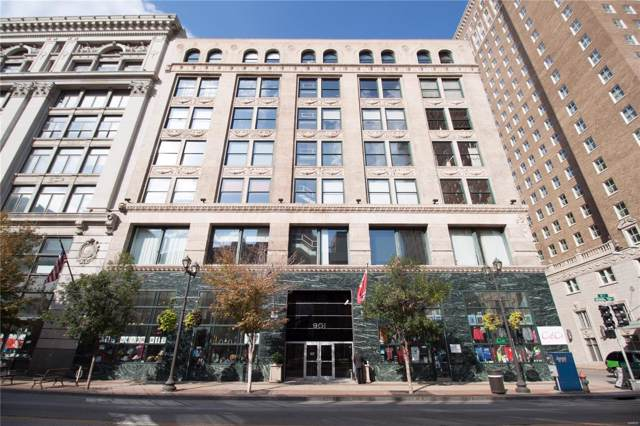 901 Washington Avenue #407, St Louis, MO 63101 (#19066564) :: RE/MAX Professional Realty