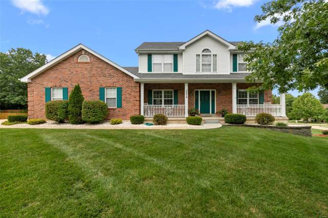 5974 Mergenthal Court, Weldon Spring, MO 63304 (#19066586) :: Kelly Hager Group | TdD Premier Real Estate