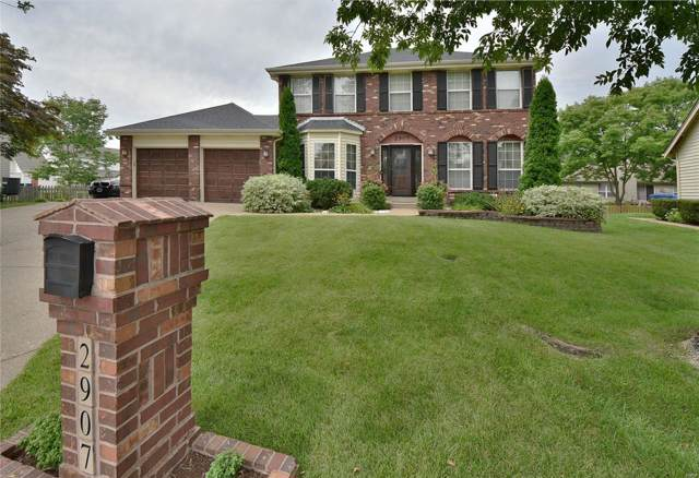 2907 Rexford Creek Court, Florissant, MO 63031 (#19066596) :: Matt Smith Real Estate Group