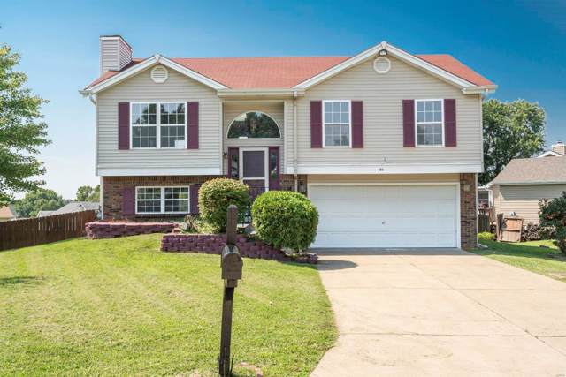 46 Mallard Pointe Drive, O'Fallon, MO 63368 (#19066637) :: Kelly Hager Group | TdD Premier Real Estate