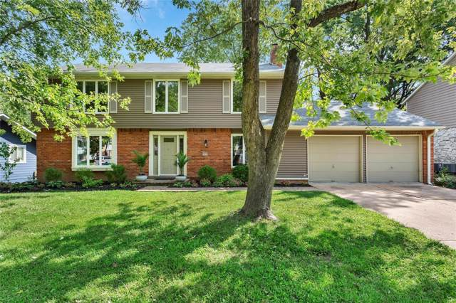 1416 Summerhaven Drive, St Louis, MO 63146 (#19066741) :: Holden Realty Group - RE/MAX Preferred