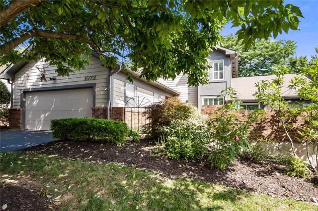 1072 N Spoede, St Louis, MO 63146 (#19066775) :: Walker Real Estate Team