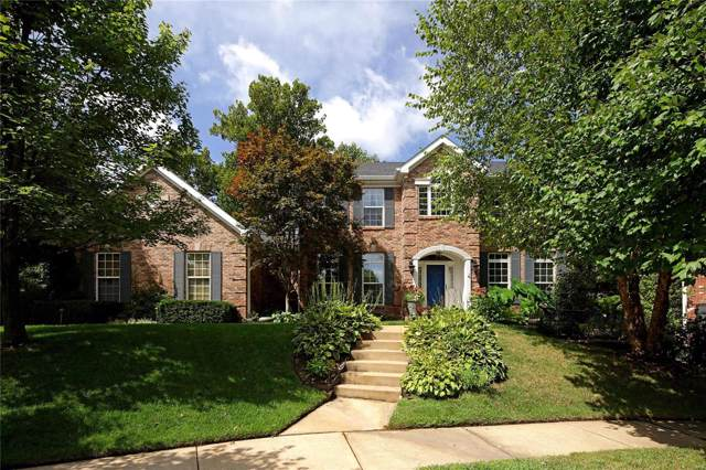 89 Yorkshire Lane Court, Brentwood, MO 63144 (#19066817) :: Clarity Street Realty