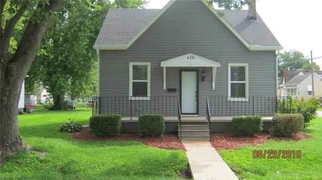 420 S Walnut Street, TRENTON, IL 62293 (#19066915) :: Peter Lu Team