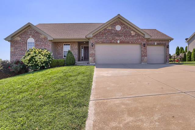 2340 Mountain Crest Court, Washington, MO 63090 (#19066975) :: The Becky O'Neill Power Home Selling Team