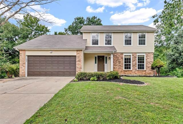 1225 Running Waters Drive, Saint Charles, MO 63304 (#19066984) :: Clarity Street Realty