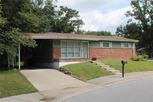 1019 Ponderosa Drive, St Louis, MO 63126 (#19067032) :: Holden Realty Group - RE/MAX Preferred