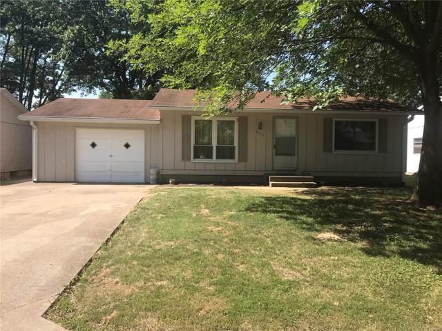 907 W Nixon, O'Fallon, IL 62269 (#19067099) :: Matt Smith Real Estate Group