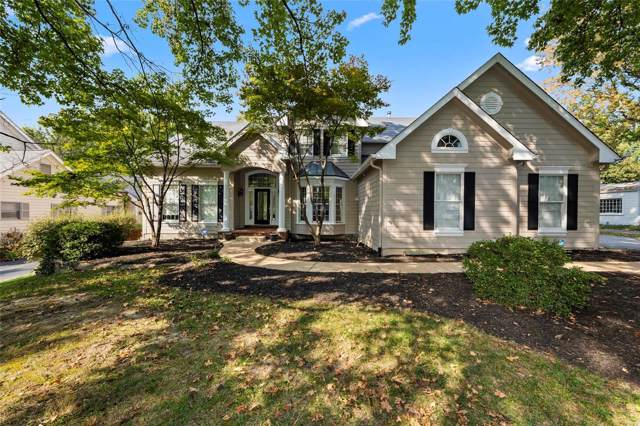 7 Lindworth Drive, Ladue, MO 63124 (#19067133) :: Clarity Street Realty