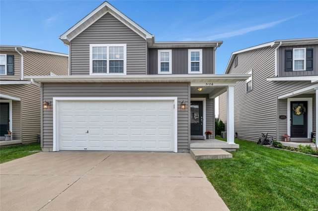 3124 Bentwater, Saint Charles, MO 63301 (#19067163) :: Clarity Street Realty